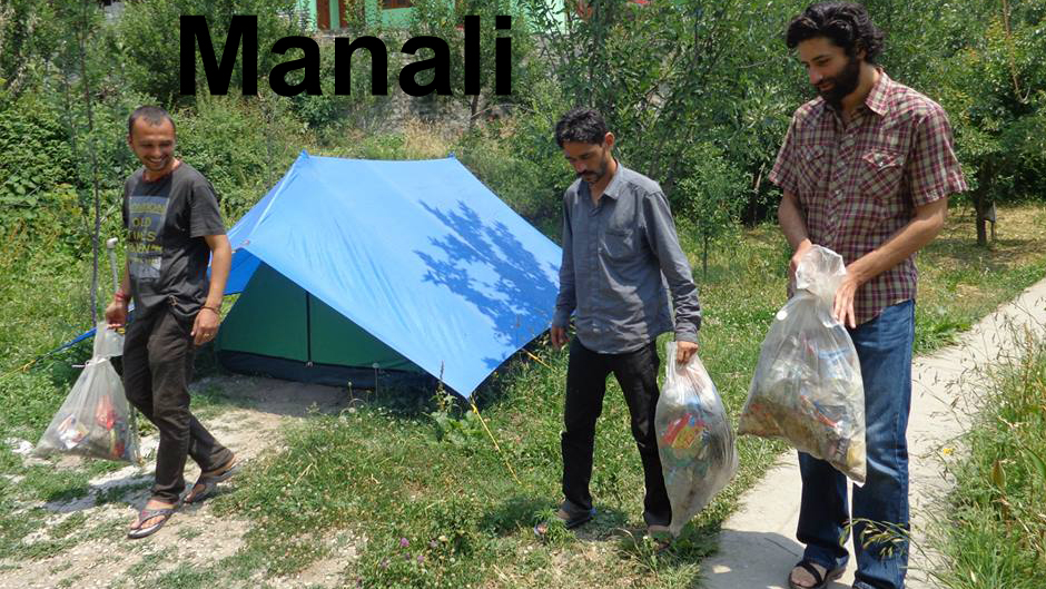Wahoe Commune Conservation Project in Manali